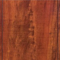 High Gloss Perry Hickory 8mm Thick x 5 in. Wide x 47-3/4 in. Length Laminate Flooring (13.26 sq. ft./case)