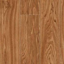 Golden Butternut 12 mm Thick x 4-15/16 in. Wide x 50-3/4 in. Length Laminate Flooring (14 sq. ft. / case)
