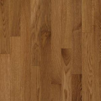 Natural Reflections Oak Mellow Solid Hardwood Flooring - 5 in. x 7 in. Take Home Sample