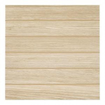 Modern Outdoor Living Natural 18 in. x 18 in. Glazed Porcelain Floor and Wall Tile (17.60 sq. ft. / case)