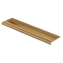 Haley Oak 47 in. Long x 12-1/8 in. Deep x 1-11/16 in. Height Laminate to Cover Stairs 1 in. Thick