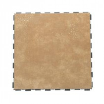 Latte 12 in. x 12 in. Porcelain Floor Tile (5 sq. ft. / case)