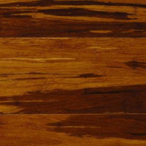 Strand Woven Honey Tigerstripe Bamboo 1/2 in. x 5-1/8 in. Wide x 72 in. Length Solid Bamboo Flooring (23.29 sq.ft./case)
