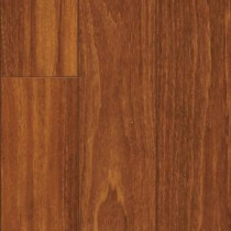 XP Peruvian Mahogany Laminate Flooring - 5 in. x 7 in. Take Home Sample