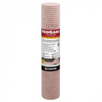 RedGard 54 sq. ft. 39.4 in. x 16.5 ft. Uncoupling Mat Membrane for Tile and Stone