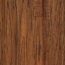 Distressed Kinsley Hickory Engineered Hardwood Flooring - 5 in. x 7 in. Take Home Sample