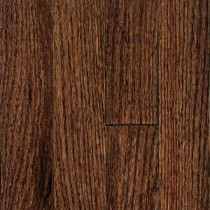 Oak Bourbon 3/4 in. Thick x 3 in. Wide x Random Length Solid Hardwood Flooring (18 sq. ft. / case)