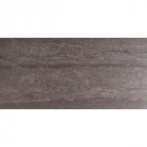 Dune Fog 12 in. x 24 in. Glazed Porcelain Floor and Wall Tile (16 sq. ft. / case)