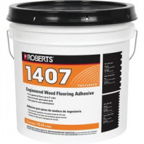1407 4 Gal. Engineered Wood Glue Adhesive