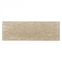 Edgewood 3 in. x 8 in. Glass Wall Tile