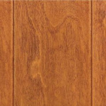 Hand Scraped Maple Sedona 3/8 in.Thick x 3-1/2 in.Wide x 35-1/2 in. Length Click Lock Hardwood Flooring (20.71 sq.ft/cs)