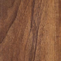 Hand Scraped Walnut Plateau Laminate Flooring - 5 in. x 7 in. Take Home Sample