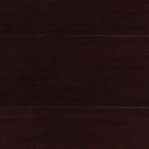 Strand Woven Java 3/8 in. Thick x 5-1/8 in. Wide x 72 in. Length Click Lock Bamboo Flooring (25.75 sq. ft. / case)