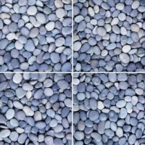 River Rocks Series 12 in. x 12 in. Matte Finish Ceramic Floor and Wall Tile (8 sq. ft. / case)