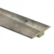 Cross Sawn Oak Grey 9/16 in. Thick x 1-3/4 in. Wide x 72 in. Length Laminate T-Molding