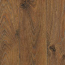 Barrel Oak Laminate Flooring - 5 in. x 7 in. Take Home Sample