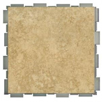 Sand 6 in. x 6 in. Porcelain Floor Tile (3 sq. ft. / case)