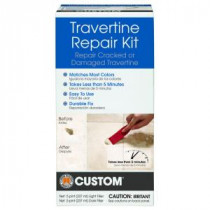 Travertine Repair Kit