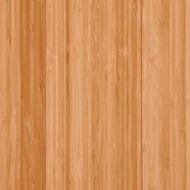 Vertical Toast 3/8 in. Thick x 5 in. Wide x 38-5/8 in. Length HDF Bamboo Flooring (21.44 sq. ft. / case)