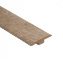 Lissine Travertine 7/16 in. Height x 1-3/4 in. Wide x 72 in. Length Laminate T-Molding