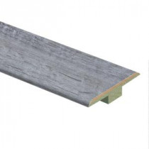 High Fashion Oak Grey 9/16 in. Thick x 1-3/4 in. Wide x 72 in. Length Laminate T-Molding