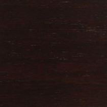 Strand Woven Warm Espresso 1/2 in. Thick x 5-1/8 in. Wide x 72-7/8 in. Length Solid Bamboo Flooring (25.93 sq. ft./case)
