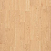 Presto Beech Blocked Laminate Flooring - 5 in. x 7 in. Take Home Sample