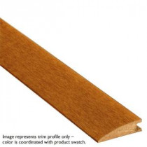 Spice Ash 3/4 in. Thick x 2-1/4 in. Wide x 78 in. Length Reducer Molding