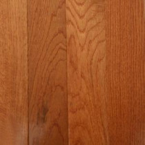 American Originals Copper Dark Red Oak 3/4 in. T x 3-1/4 in. W x 84 in. L Solid Hardwood Flooring (22 sq. ft. / case)