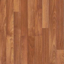 Presto Virginia Walnut 8 mm Thick x 7-5/8 in. Wide x 47-1/2 in. Length Laminate Flooring (20.10 sq. ft. / case)