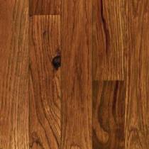 Oak Gunstock 3/4 in. Thick x 3-1/4 in. Width x Random Length Solid Hardwood Flooring (20 sq. ft. / case)