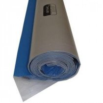 Thermoquiet 100 sq. ft. 4 ft. x 25 ft. x 1/8 in. 5 in 1 Thermal Acoustic Insulated Underlayment