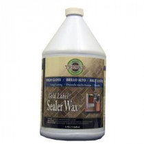 1 Gal. Gold Label Sealer Wax Gloss Finish