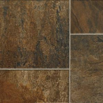 Canyon Slate Clay Laminate Flooring - 5 in. x 7 in. Take Home Sample