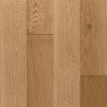 American Vintage Natural White Oak 3/4 in. Thick x 5 in. Wide Solid Scraped Hardwood Flooring (23.5 sq. ft. / case)