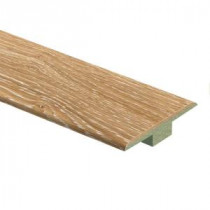 Limed Oak 7/16 in. Thick x 1-3/4 in. Wide x 72 in. Length Laminate T-Molding