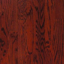 Oak Bordeaux 3/4 in. Thick x 3-1/4 in. Wide x Random Length Solid Hardwood Flooring (20 sq. ft. / case)