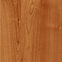 Native Collection Gunstock Oak 8 mm T x 7.99 in. W x 47-9/16 in. L Attached Pad Laminate Flooring (21.12 sq. ft. /case)