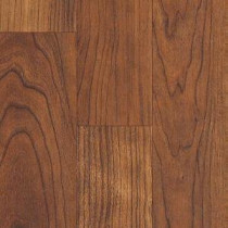 Native Collection Wild Cherry 8 mm T x 7.99 in. W x 47-9/16 in. L Attached Pad Laminate Flooring (21.12 sq. ft. / case)