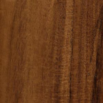 Hand Scraped Natural Acacia 3/8 in. T x 5 in. W x 47-1/4 in. L Click Lock Exotic Hardwood Flooring (26.25 sq. ft. /case)
