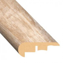 Antiques Cottage Smooth 3/4 in. Thick x 2.13 in. Wide x 94 in. Length Laminate Stair Nose Molding
