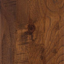 Distressed Barrett Hickory 3/8 in. T x 3-1/2 in. W x 47-1/4 in. L Click Lock Hardwood Flooring (26.25 sq. ft. / case)
