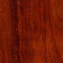 High Gloss Brazilian Cherry 8 mm Thick x 5-5/8 in. Wide x 47-7/8 in. Length Laminate Flooring (18.70 sq. ft. / case)