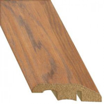 Sand Hickory 1/2 in. Thick x 1-3/4 in. Wide x 94-1/4 in. Length Laminate Multi-Purpose Reducer Molding