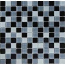 Dancez Carinosa Mosaic Glass 12 in. x 12 in.Mesh Mesh Mounted Tile (5 sq. ft. / case)