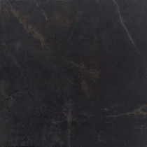 Concrete Connection Downtown Black 13 in. x 13 in. Porcelain Floor and Wall Tile (14.07 q. ft. / case)