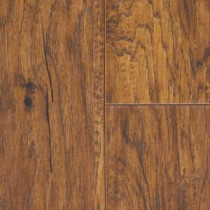 Hometown Hickory Sable 8 mm Thick x 5-5/16 in. Wide x 50-1/2 in. Length Laminate Flooring (22.24 sq. ft. / case)