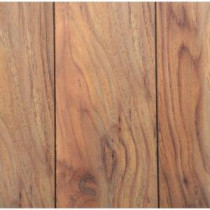 Autumn Gold Pecan 12 mm Thick x 4-31/32 in. Wide x 50-25/32 in. Length Laminate Flooring (14 sq. ft. / case)