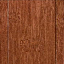 Horizontal Honey 3/8 in. Thick x 3-3/4 in. Wide x 37-3/4 in. Length Click Lock Bamboo Flooring (23.59 sq. ft. / case)