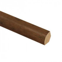 Keller Cherry 5/8 in. Thick x 3/4 in. Wide x 94 in. Length Laminate Quarter Round Molding